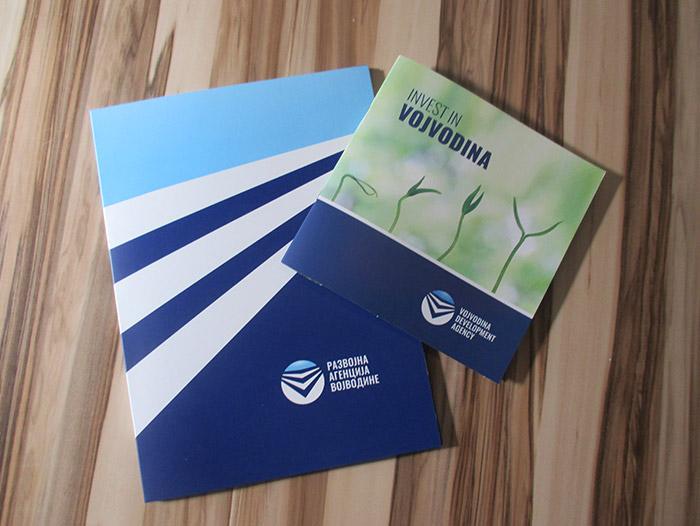 brošura i fascikla za RAV